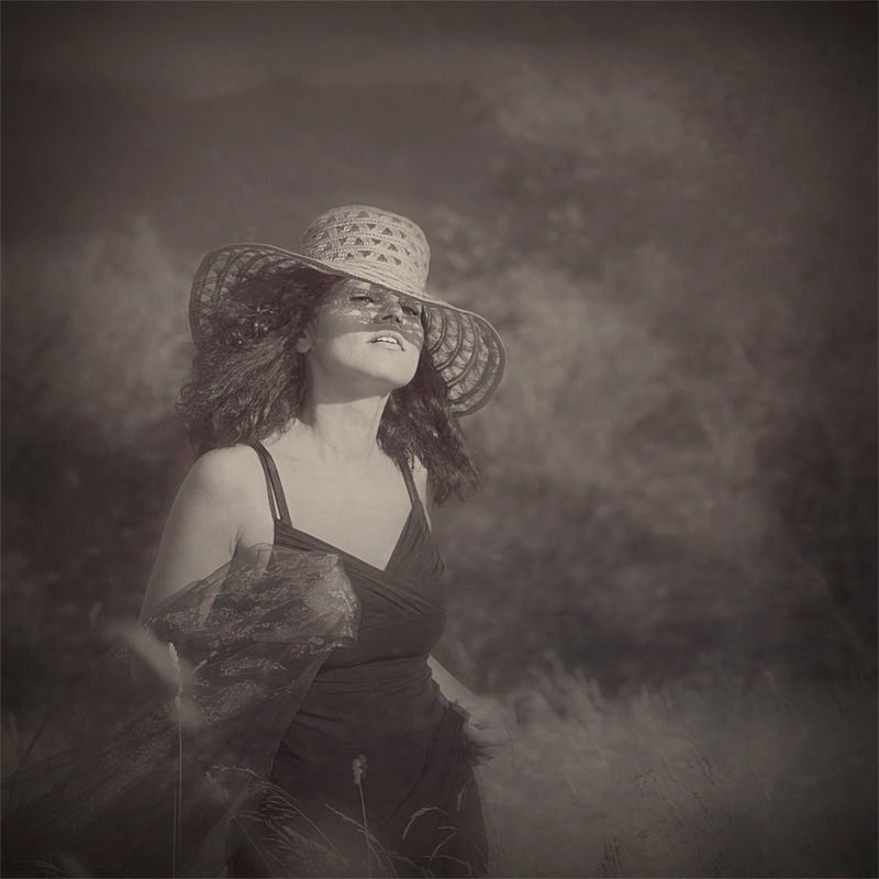 "photo ""like the wind ..."" tags: portrait, woman"