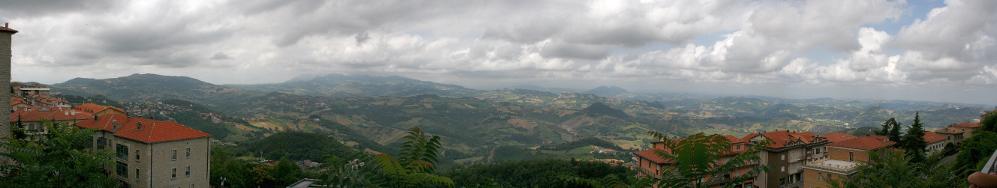 """фото """"San Marino"""" метки: пейзаж, лето"""