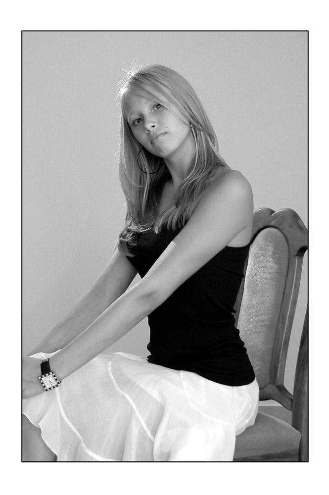 """фото """"Маша 3"""" метки: портрет, черно-белые, женщина"""