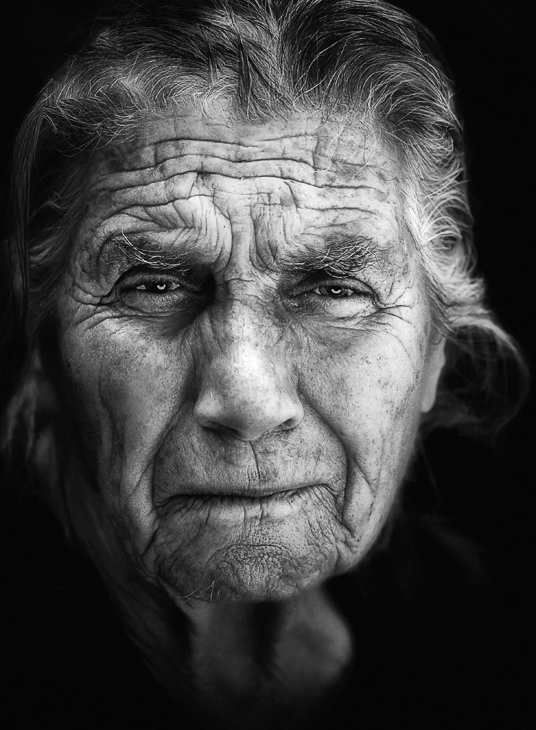 """фото """"Повесть прожитых лет."""" метки: портрет, женщина"""