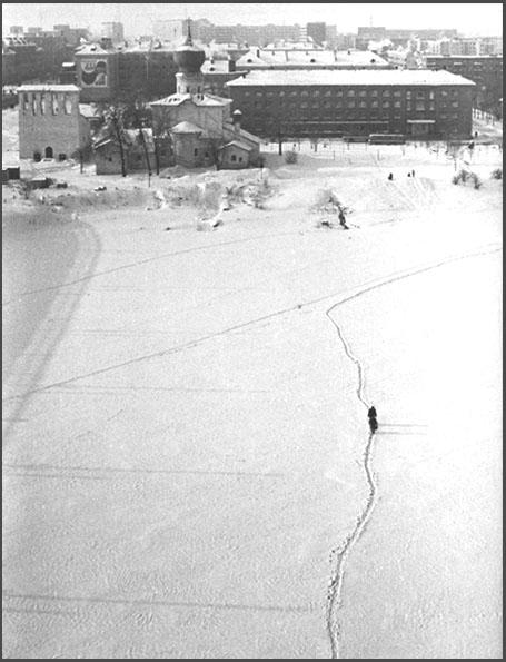 "photo ""Pskov, -15"" tags: misc., landscape, winter"