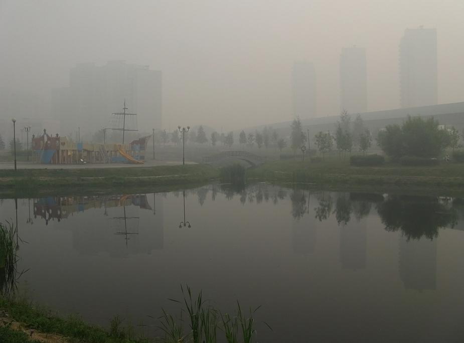 """фото """"Город-призрак"""" метки: архитектура, город, пейзаж,"""