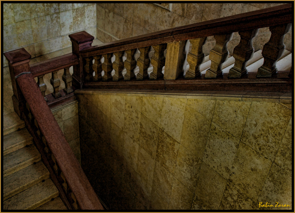 "photo ""staircase II"" tags: architecture, landscape,"