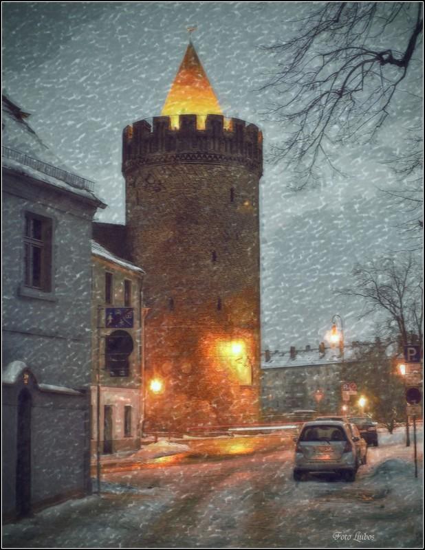 """фото """"Воспоминание о прошедшей Зиме..."""" метки: пейзаж, зима"""