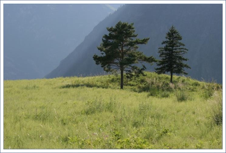 """фото """"Однажды в Долине Башкауса"""" метки: пейзаж, горы"""