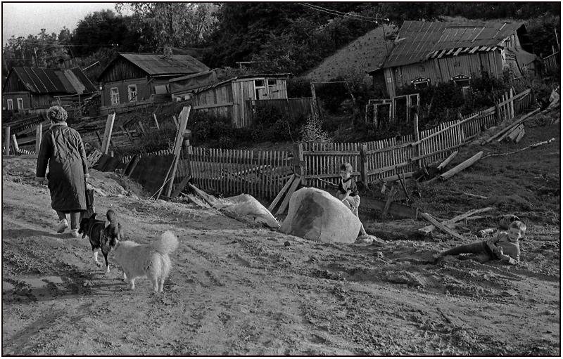 """фото """"Окраина"""" метки: жанр, черно-белые,"""