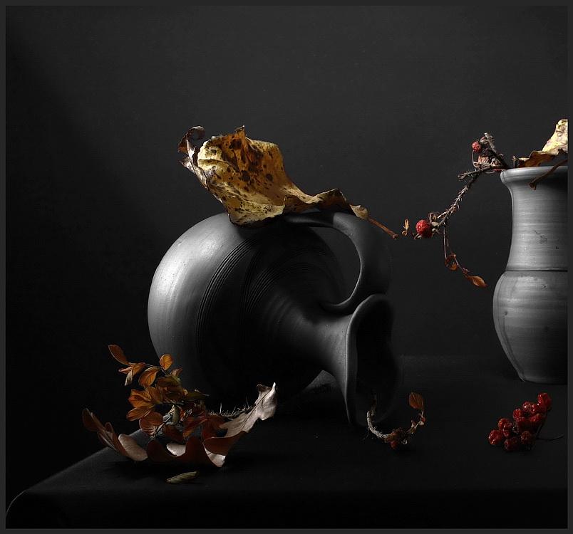 """фото """"Легенды осени No.17(Art-Edition)"""" метки: натюрморт,"""