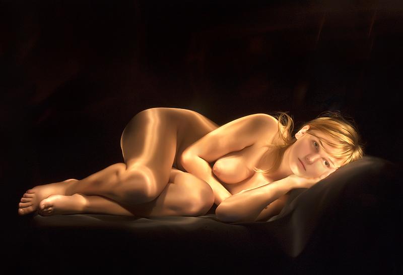 """фото """"Одиночеством полны ночи"""" метки: ню,"""