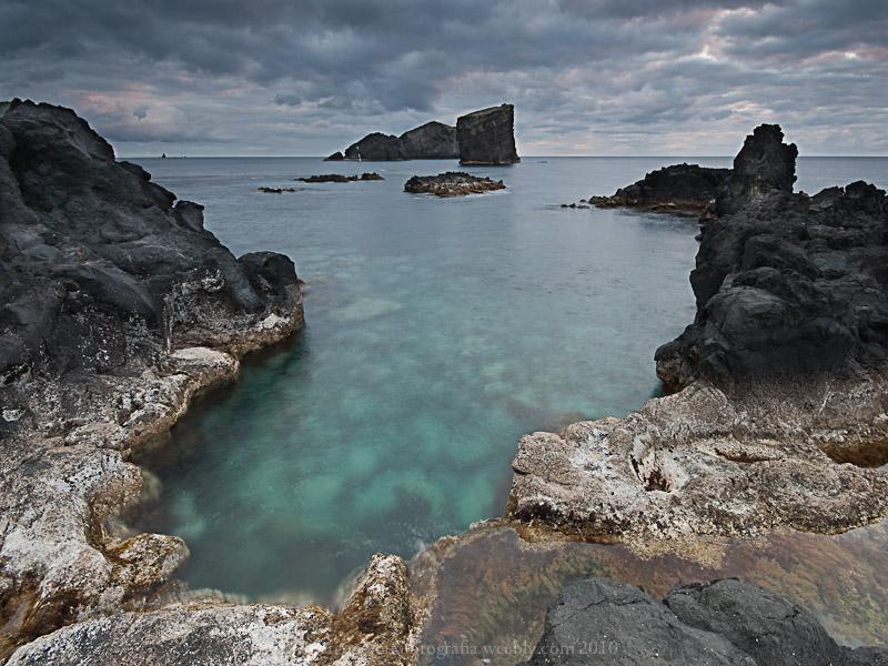 """photo """"Açores"""" tags: landscape, sunset"""