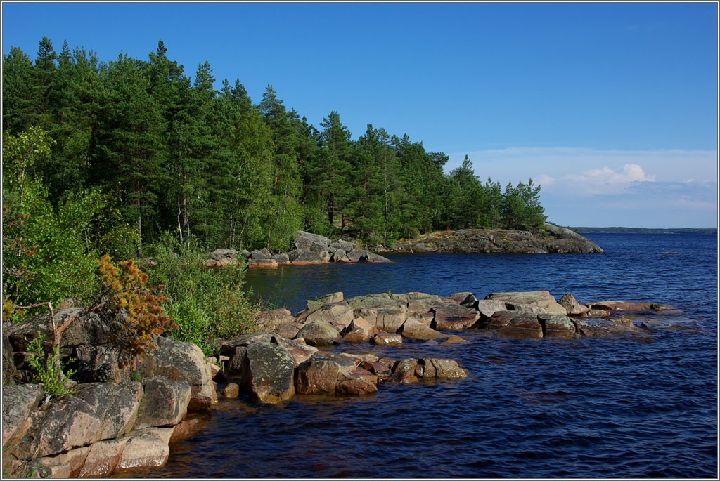 "photo ""Karelia"" tags: landscape, travel, Europe, water"