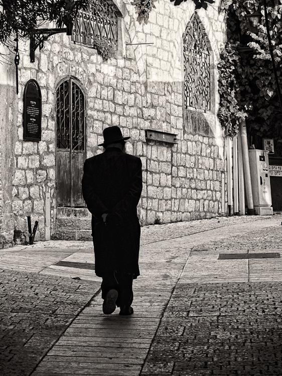 """фото """"По старым улочкам пройдусь..."""" метки: жанр, черно-белые,"""