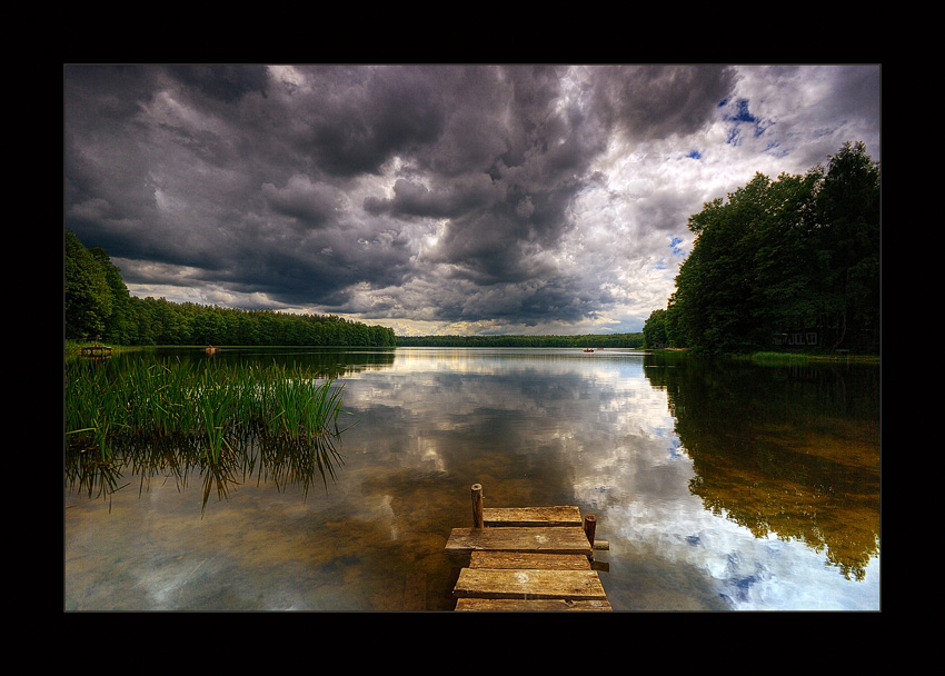 "photo ""Calm Before The Storm..."" tags: landscape,"