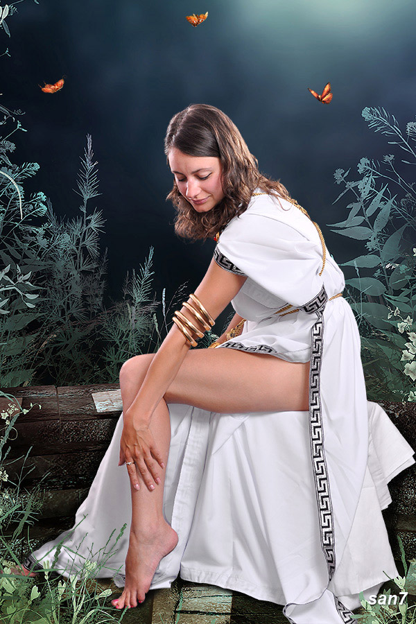 "photo ""Alesya_9575"" tags: glamour, portrait, woman"
