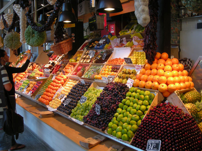 "photo ""San Miguel Market (Madrid)"" tags: travel, Europe"