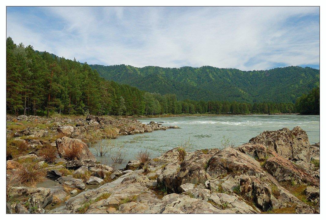 """photo """"On the coast of Katun"""" tags: ,"""