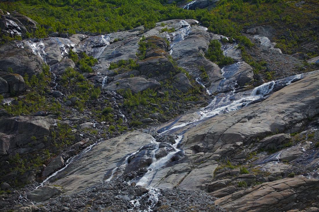 """фото """"откуда берутся реки"""" метки: пейзаж, горы"""