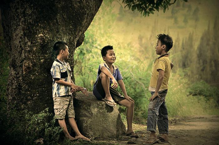 "фото ""friendship"" метки: портрет, дети"