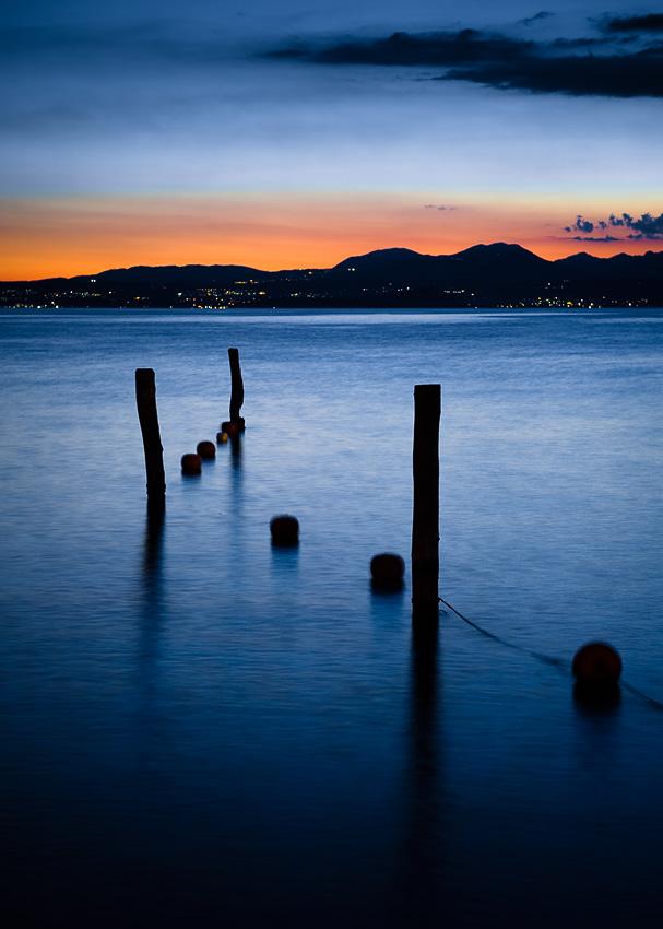 "фото ""***"" метки: пейзаж, закат, ночь"