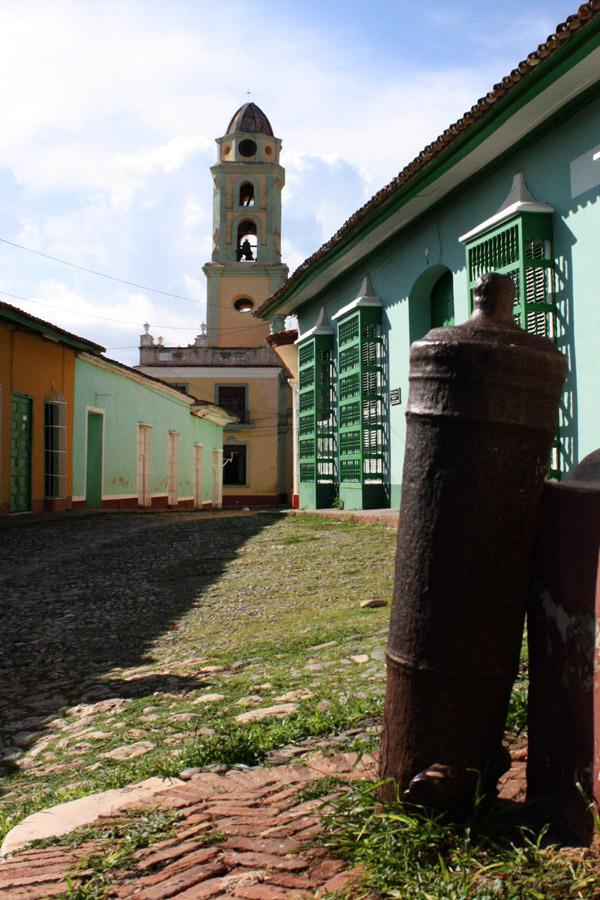 "фото ""Открытка из Тринидада"" метки: архитектура, путешествия, пейзаж, Северная Америка"