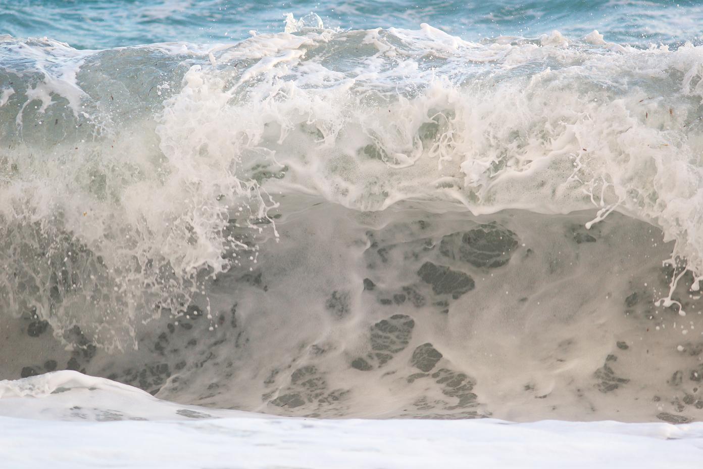 "фото ""one wave"" метки: пейзаж, вода"