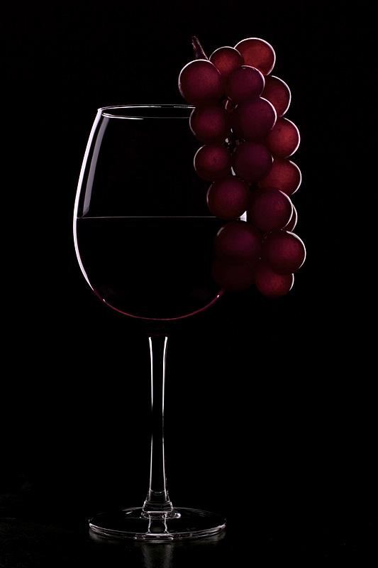"фото ""С виноградом"" метки: натюрморт,"