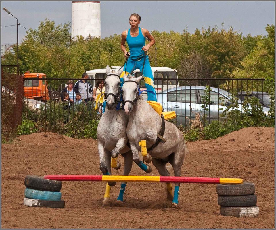 """фото """"Коня на скаку остановит..."""" метки: репортаж,"""