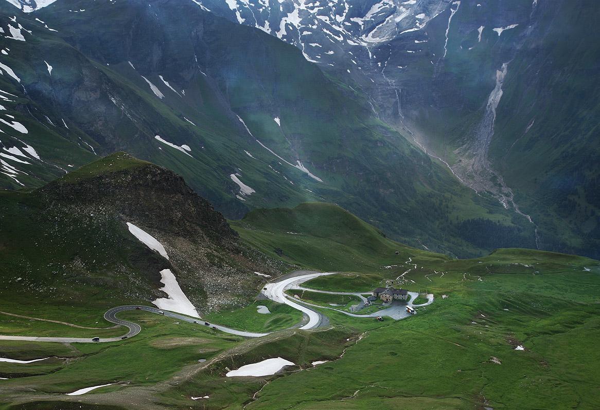 """фото """"GrossGlokner"""" метки: пейзаж, горы, лето"""