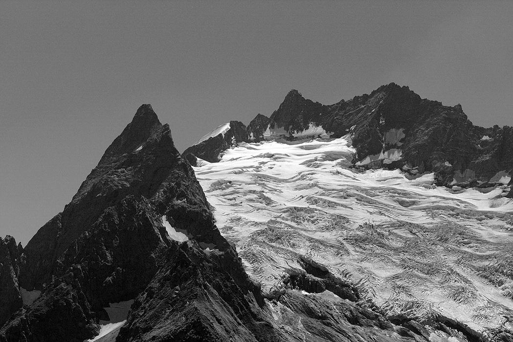 """фото """"Кавказские зарисовки No.10"""" метки: пейзаж, горы"""