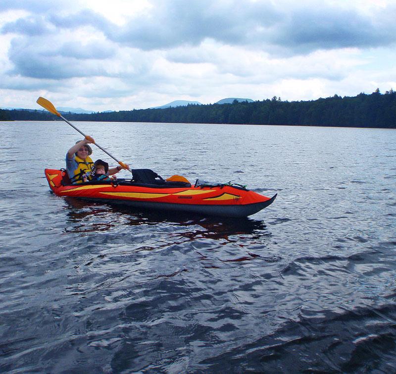 """фото """"Мы на лодочке катались, или..."""" метки: путешествия, Северная Америка"""