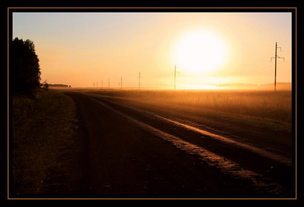 "фото ""****"" метки: пейзаж, закат"