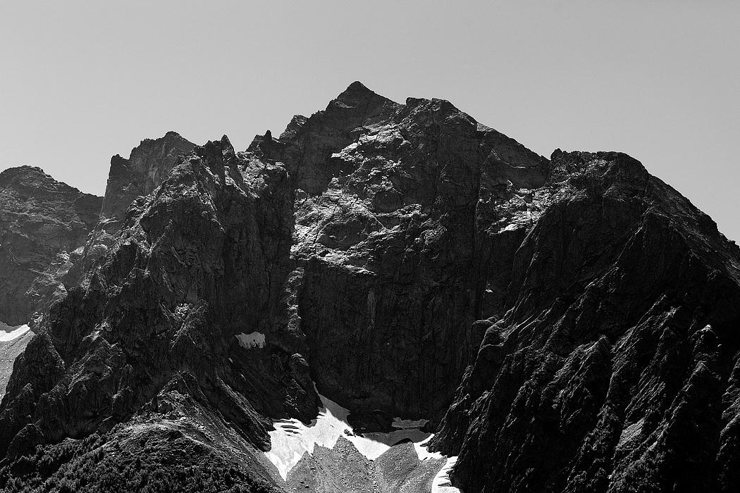 """фото """"Кавказские зарисовки No.12"""" метки: пейзаж, горы"""