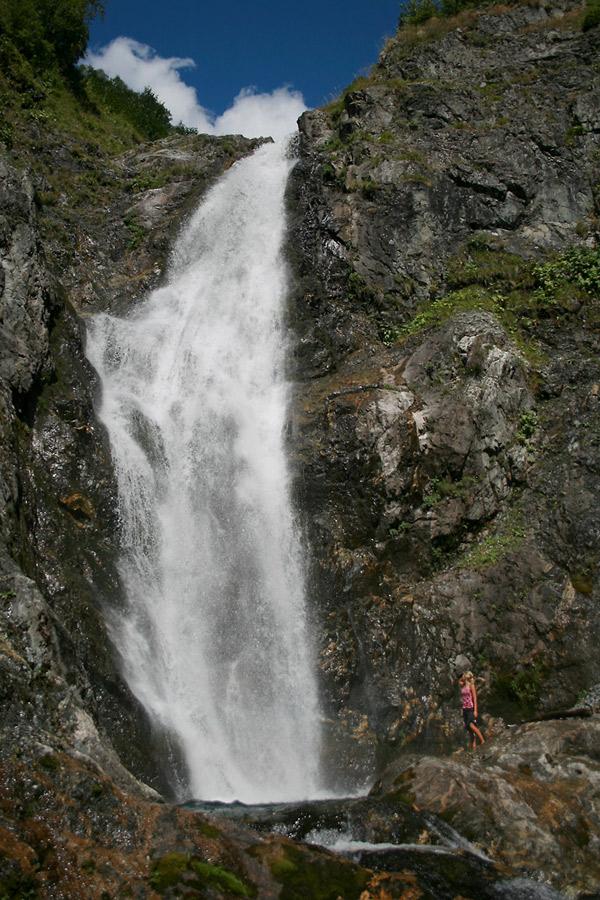 """фото """"р. Березовая"""" метки: пейзаж, путешествия, горы"""