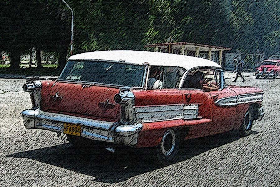 """фото """"Страх и ненависть в Гаване"""" метки: город, гламур,"""
