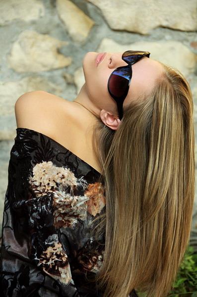 "фото ""Black Rose"" метки: портрет, женщина"