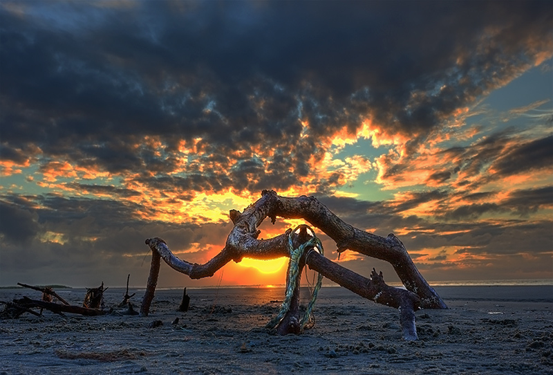 "фото ""Early Morning"" метки: пейзаж, вода, закат"
