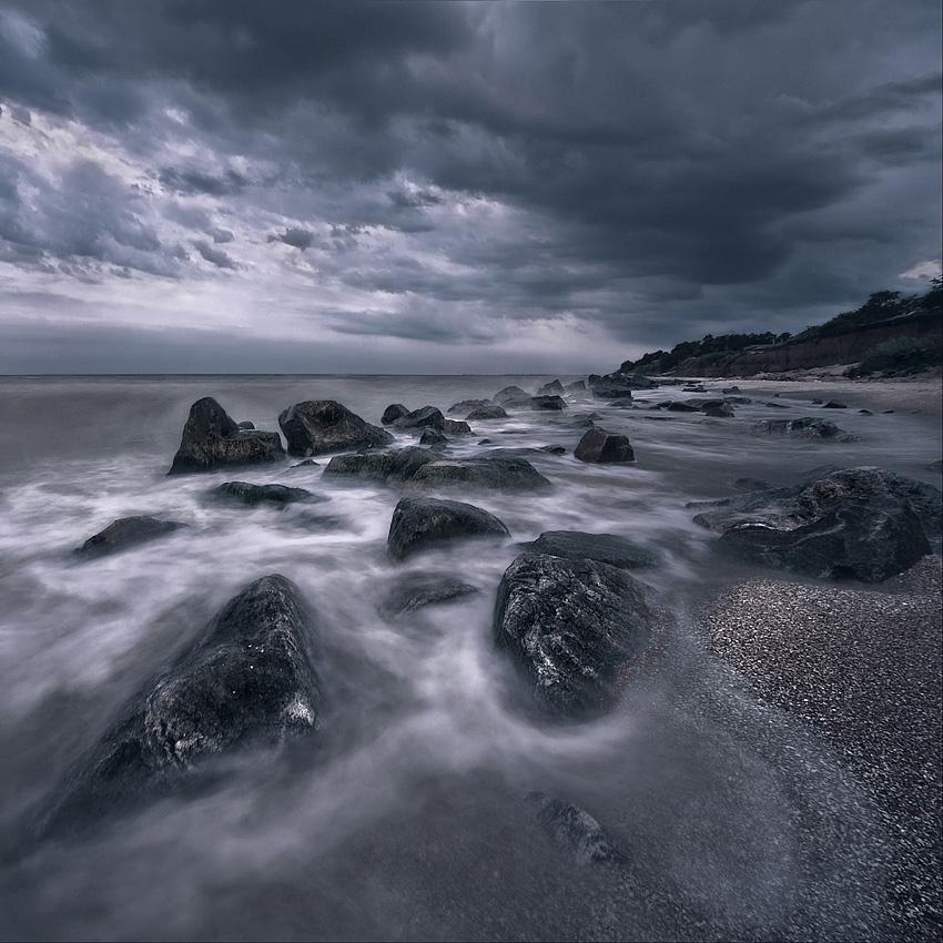 """фото """"Задолго до рассвета"""" метки: пейзаж, вода"""