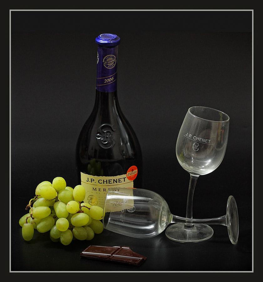 Вино жан поль шене мерло