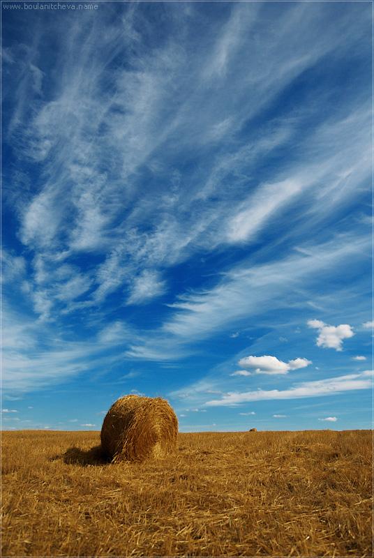 "фото ""Рулончик"" метки: пейзаж, облака, осень"