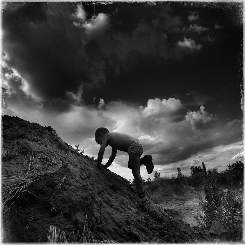 """фото """"Лучше гор могут быть только горы"""" метки: черно-белые, портрет, дети"""