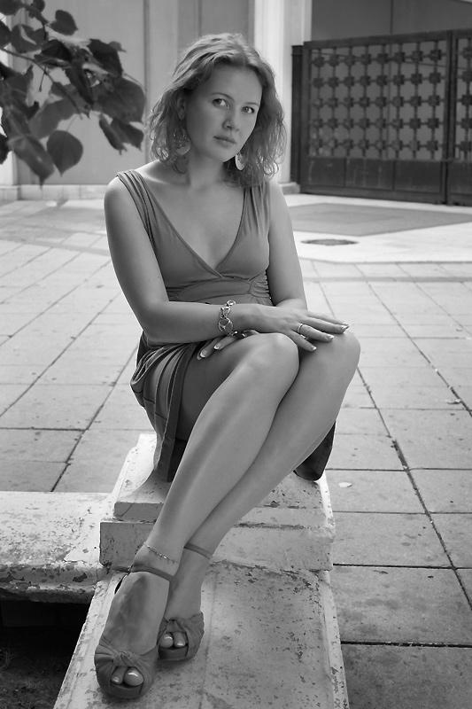 """фото """"Роза"""" метки: портрет, женщина"""