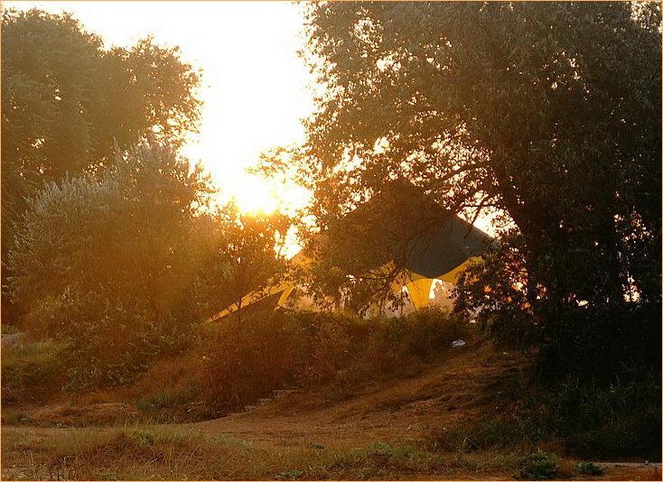 """фото """"Ты проснешься утром ранним..."""" метки: пейзаж, закат, лето"""