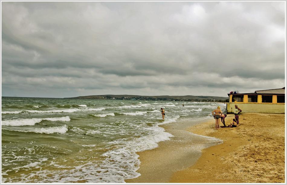 """фото """"Последние отдыхающие 2010-го..."""" метки: пейзаж, вода"""