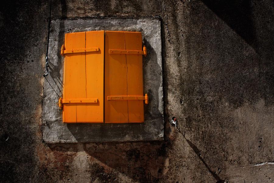 "фото ""The window"" метки: фрагмент, город,"