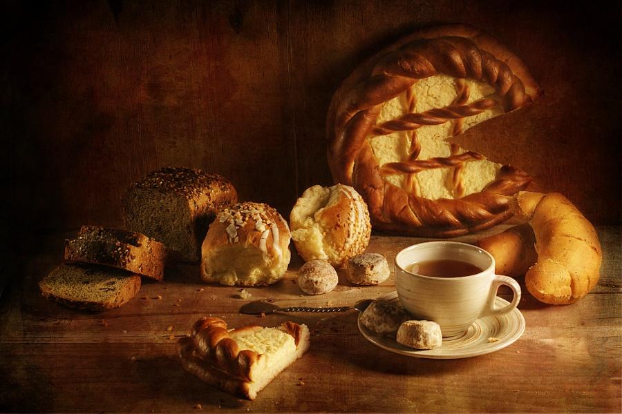 """фото """"Аромат пекарни"""" метки: натюрморт,"""