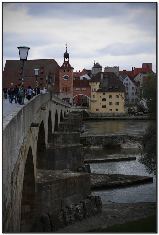 "фото ""Regensburg"" метки: архитектура, пейзаж,"