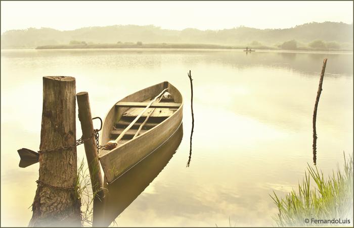 "фото ""Pateira de Fermentelos"" метки: пейзаж, вода"