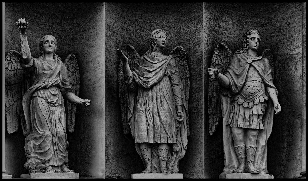 """фото """"деревенские ангелы"""" метки: архитектура, черно-белые, пейзаж,"""