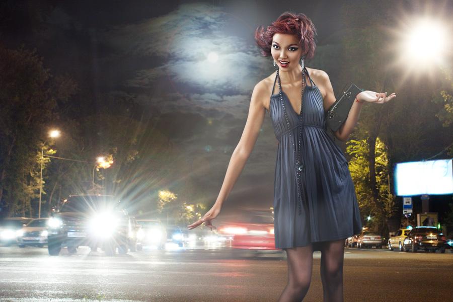 "фото ""Такси!!!"" метки: digital art, жанр,"