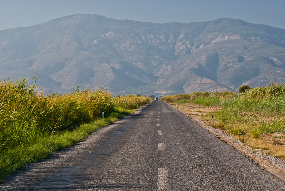 "фото ""Почти прямая дорога"" метки: путешествия, пейзаж,"
