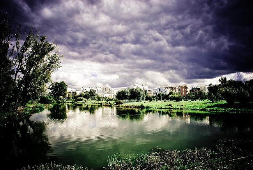 """фото """"городская природа"""" метки: пейзаж, город,"""